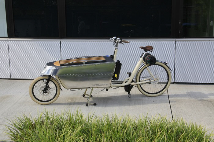 Airstream E Bike  Bafang Motor